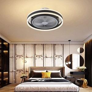 Bustling world Ceiling Fan for Bunk Bed
