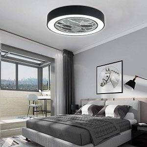 US DELIVER Safe Ceiling Fan for Bunk Beds
