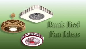 bunk bed ceiling fan ideas
