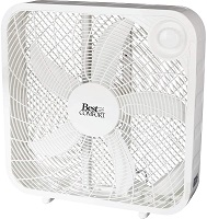 Best Comfort 20 Inch Box Fan