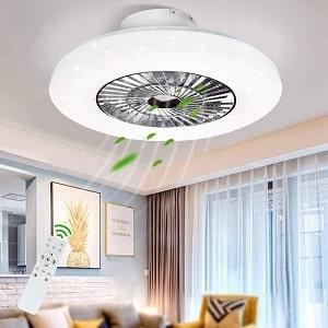 DLLT Bladeless Ceiling Fan