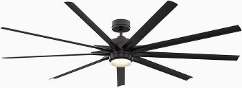 Fanimation FPD8159BLW Odyn Premium Ceiling Fan