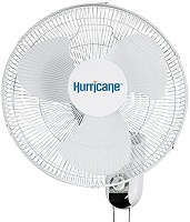 Hurricane 16 Inch Wall Mount Fan
