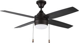 Litex Aikman Contemporary 52 inch Ceiling Fan