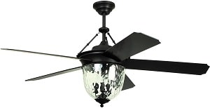 Litex Knightsbridge Collection 52 Ceiling Fan