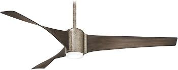 Minka-Aire F832L-VI Triple 60 Inch High End Ceiling Fan