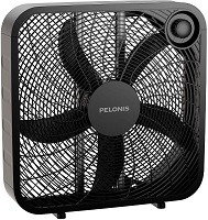 PELONIS 3-Speed Box Fan