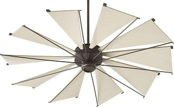 """Quorum International Mykonos 60"""" Ceiling Fan"""