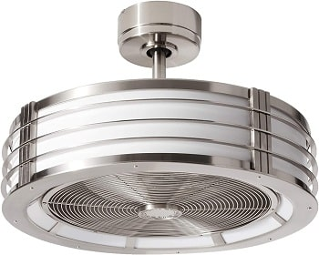 Fanimation Beckwith Flush Mount Ceiling Fan For 7 Foot Ceilings