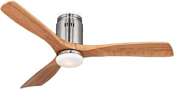 Home Decorators Admiralty Modern Hugger Ceiling Fan
