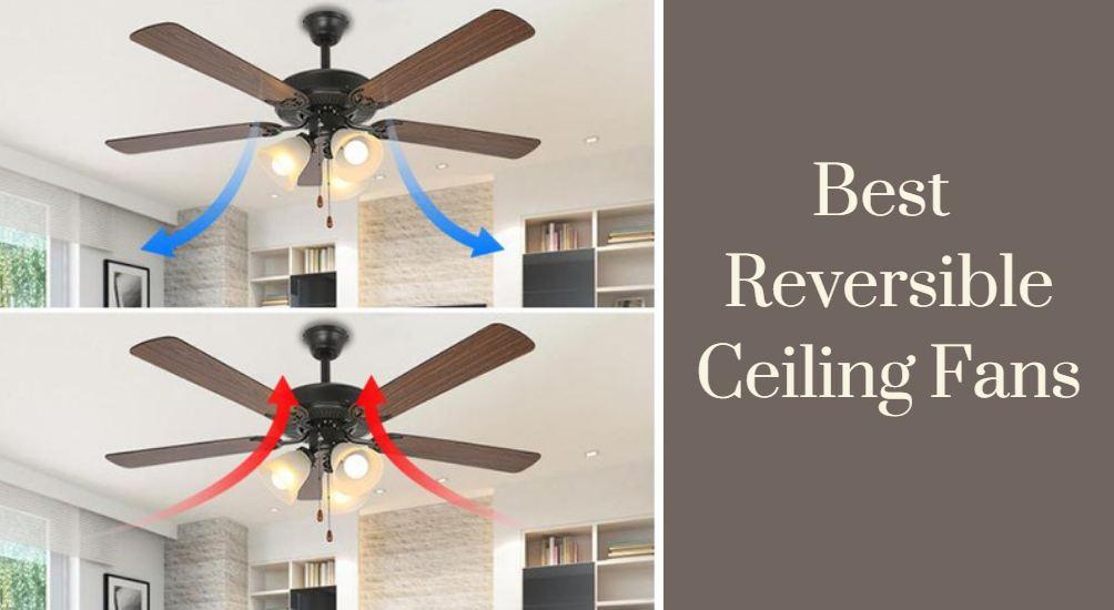 Best Reversible Ceiling Fan