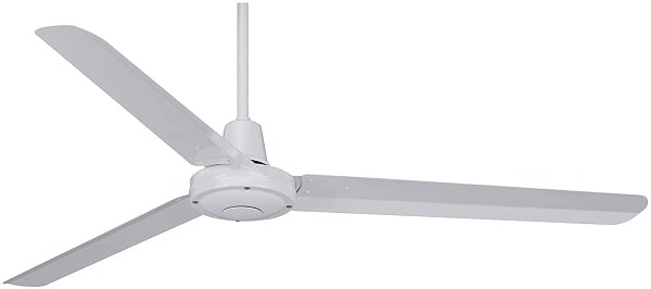Casa Vieja Turbina Contemporary High CFM Industrial Ceiling Fan
