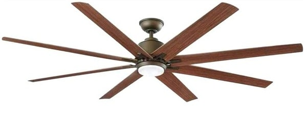 Home Decorators Collection Kensgrove 72 in. LED High CFM Ceiling Fan