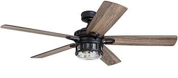 Honeywell Bonterra 52 inches LED Light Ceiling Fan