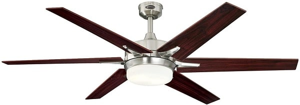 Westinghouse Lighting Cayuga High CFM Ceiling Fan With Light