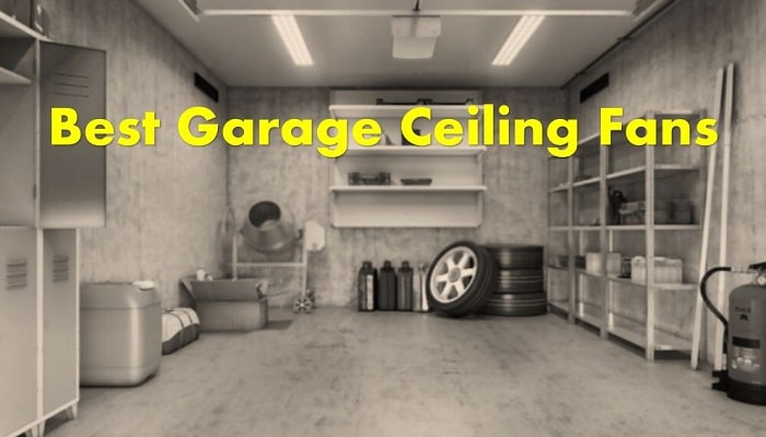 best garage ceiling fans