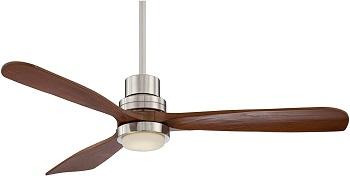 Casa Delta-Wing Modern Ceiling Fan For High Ceilings