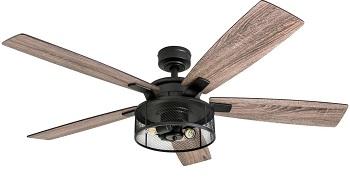 Honeywell Carnegie Indoor Rustic Ceiling Fans