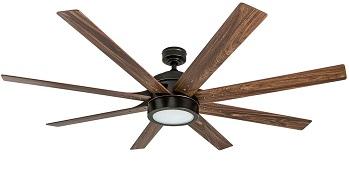Honeywell Xerxes Oil Rubbed Bronze Large Ceiling Fan