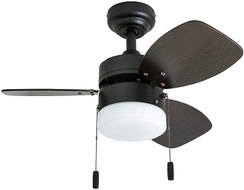 HoneywellOcean Breeze Contemporary Ceiling Fans