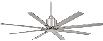 Minka-Aire F896-65-BNW Xtreme 65 Inch Outdoor Ceiling Fan