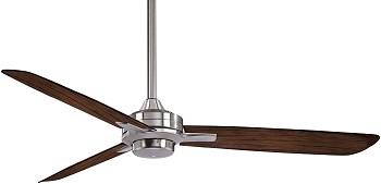 Minka-Aire Rudolph 52inch Ceiling Fan for Vaulted Ceilings