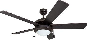 Prominence Home Modern Farmhouse Bolivar LED Ceiling Fan