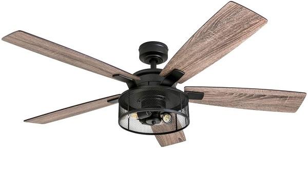 Honeywell 50614-01 Carnegie Smart Ceiling Fan