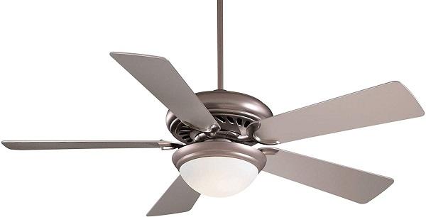 Minka-Aire F569-BS Supra Smart Ceiling Fan