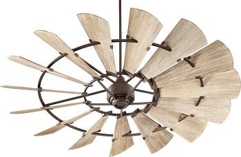 Quorum International Windmill Ceiling Fan