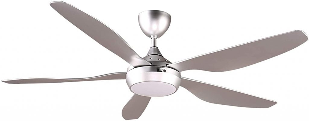 Reiga Modern Smart Ceiling Fan with Dimmable LED Light Kit