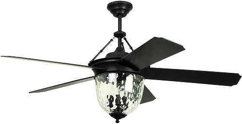 <strong>Litex Knightsbridge Collection 52 Inch ABS Blades Ceiling Fan</strong>